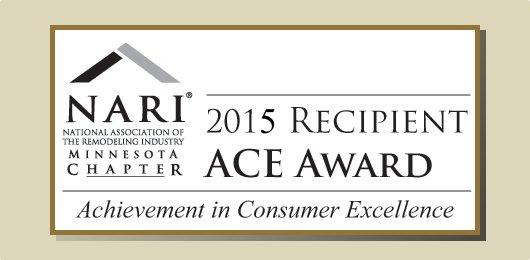 News: 2015 NARI ACE Award