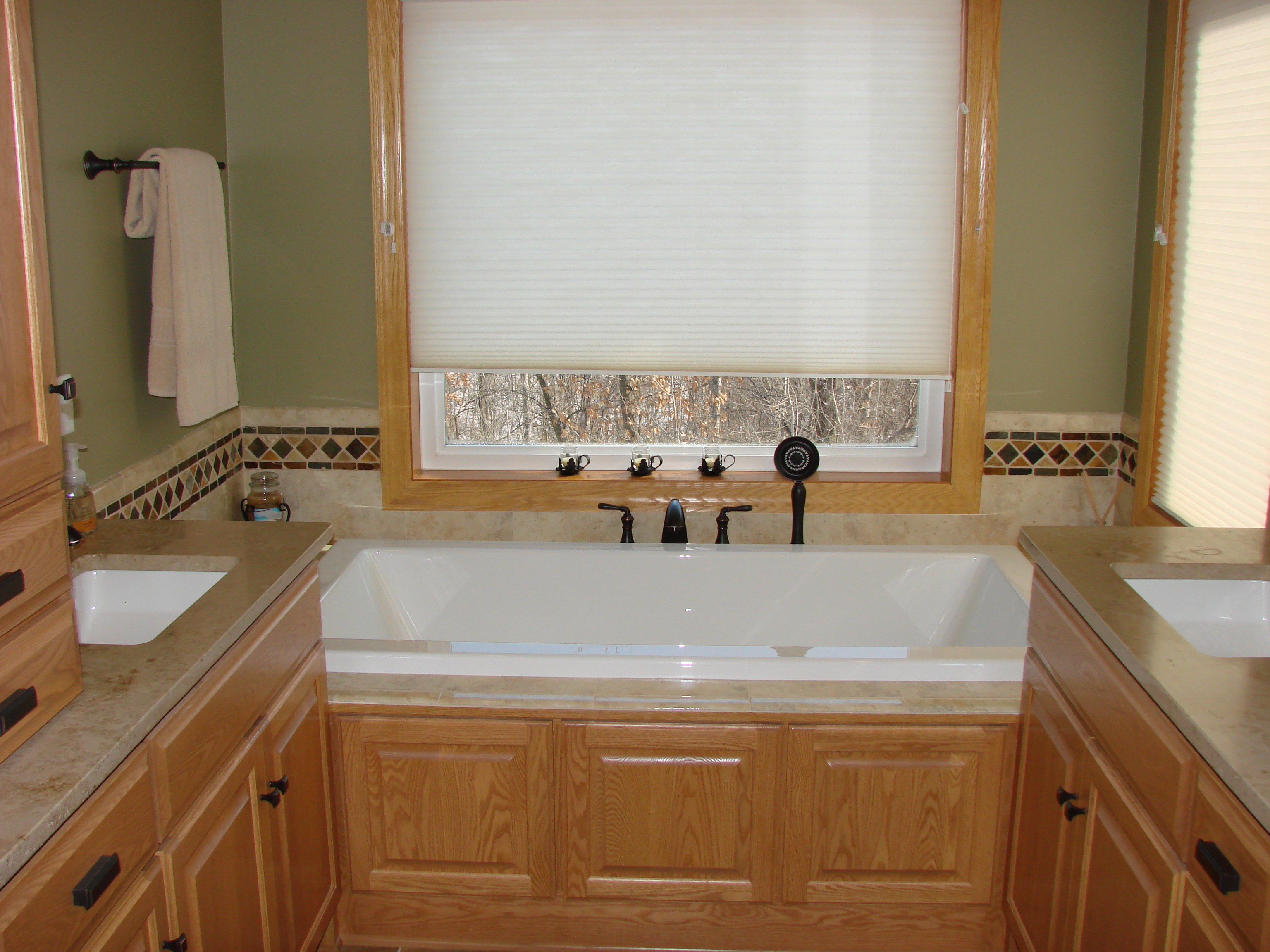 Bathroom remodeling roberts residential remodeling for Residential bathroom remodeling