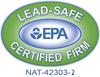 Roberts Residential Remodeling Lead Safe logo