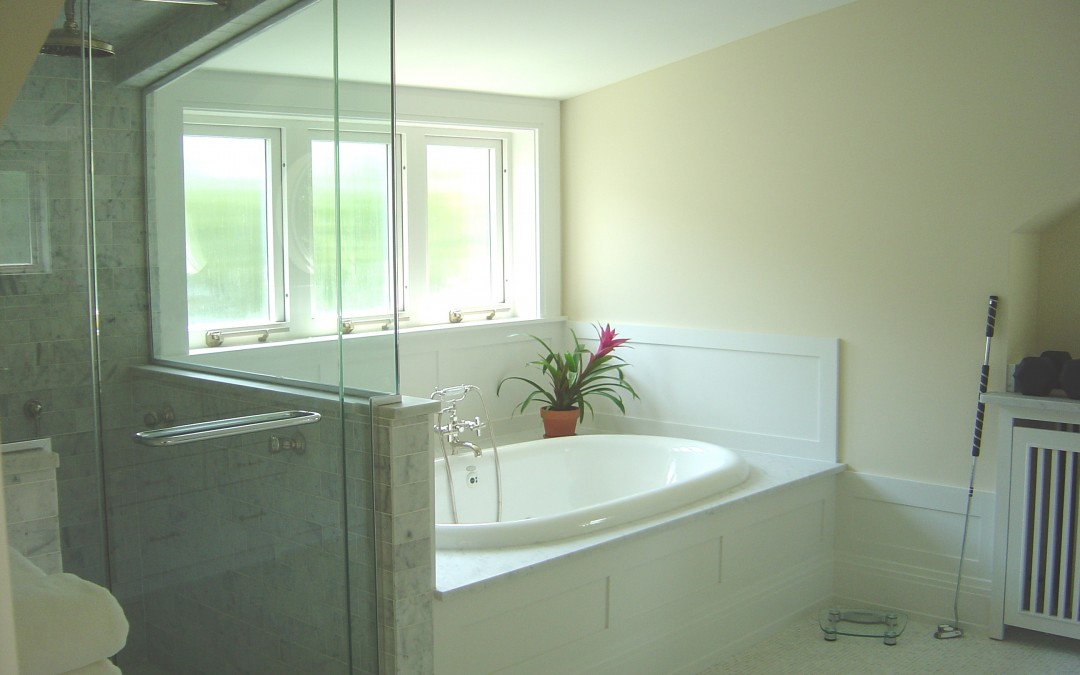 Walk-in Shower or Tub? - Roberts Residential Remodeling