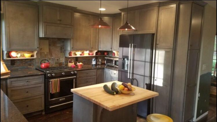 Timeless Life in Custom Cabinets